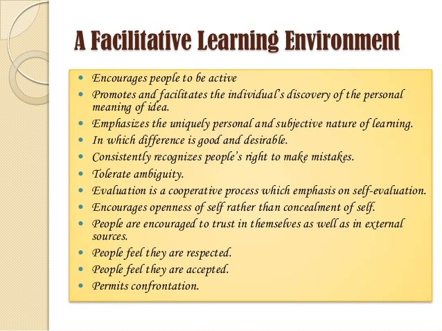 effective teaching and learning environments essay The seven principles for good practice in effective learning for students and effective teaching for learning environments in which.