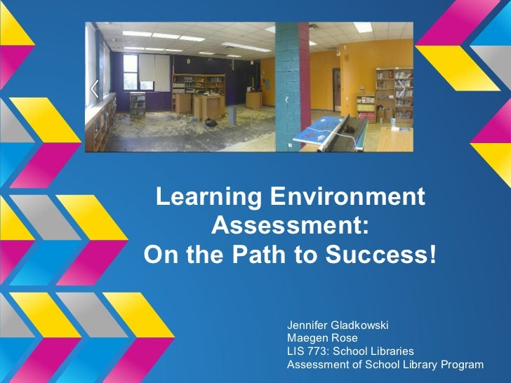 Library Assessment Project