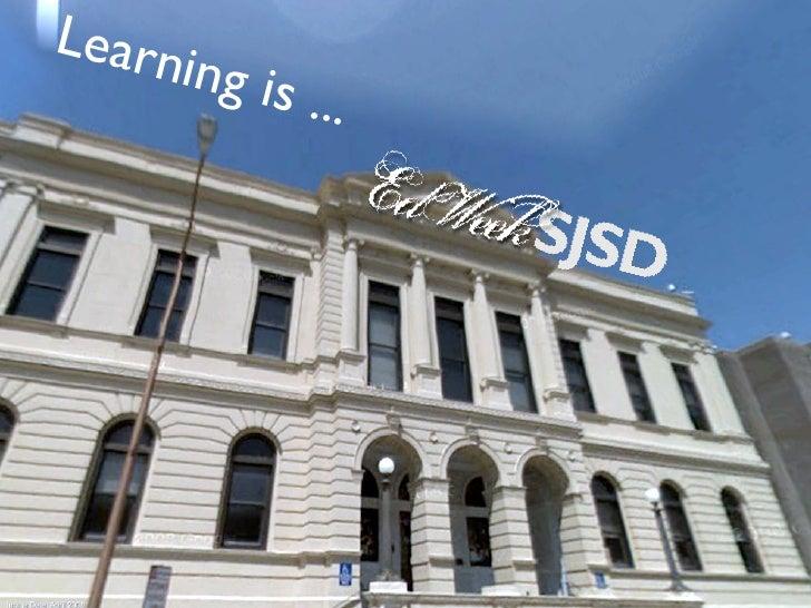 Learning is @ EdWeek St. Joseph School District