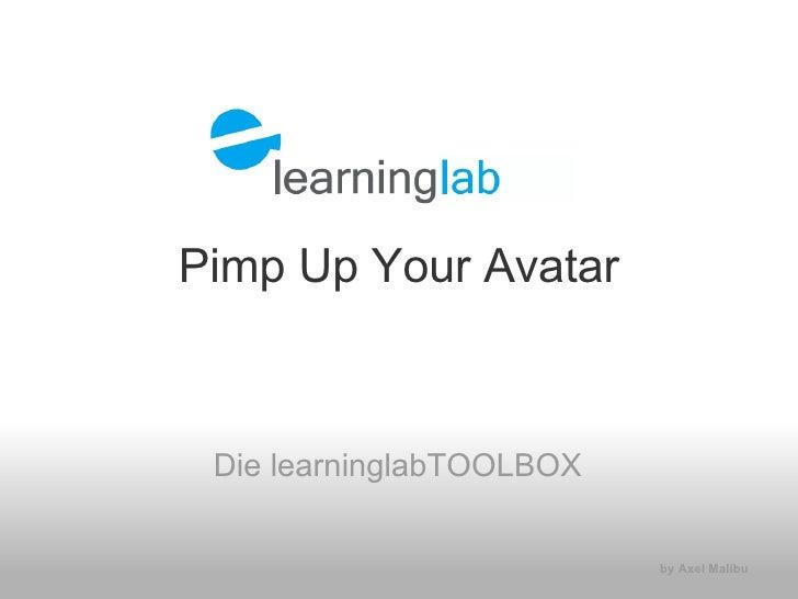 Pimp Up Your Avatar Die learninglabTOOLBOX by Axel Malibu