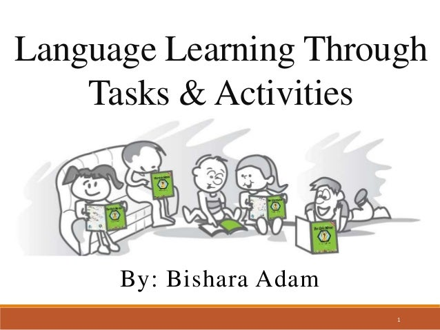 language related tasks Free speech, language, communication, and early literacy activities, ideas, and materials that will engage and motivate children to learn.