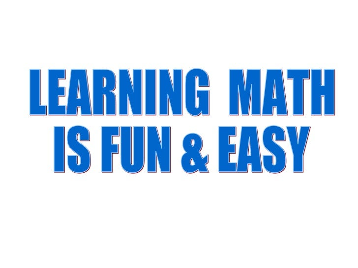 learning algebra