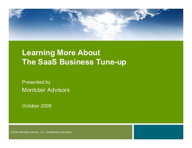 Learning More About The Saa S Business Tuneup