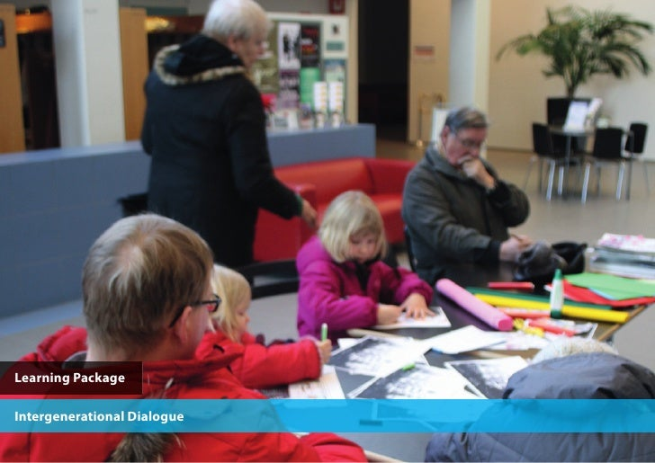 Learning PackageIntergenerational Dialogue
