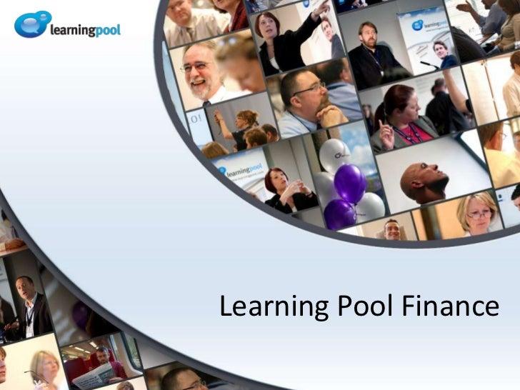 Learning Pool Finance
