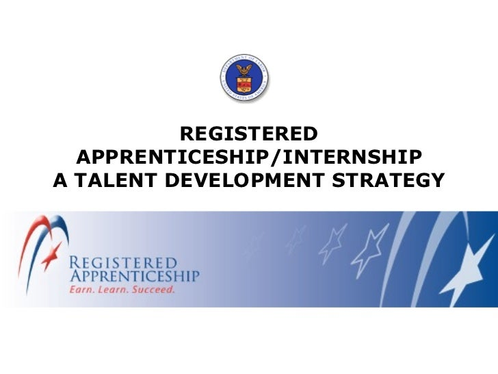 Learning Session 2-2 Get the best of both worlds Apprenticeship and a College Degree (1 of 2)