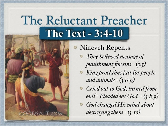 Nineveh Repents