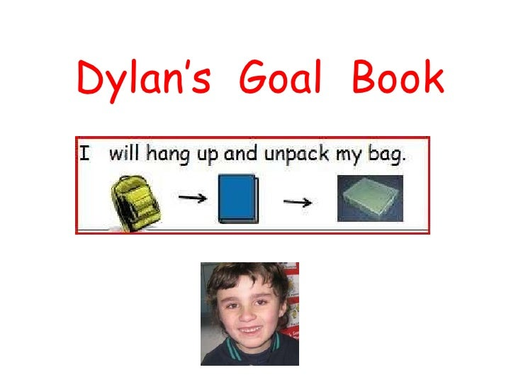 Learning steps unpack bag goal book.