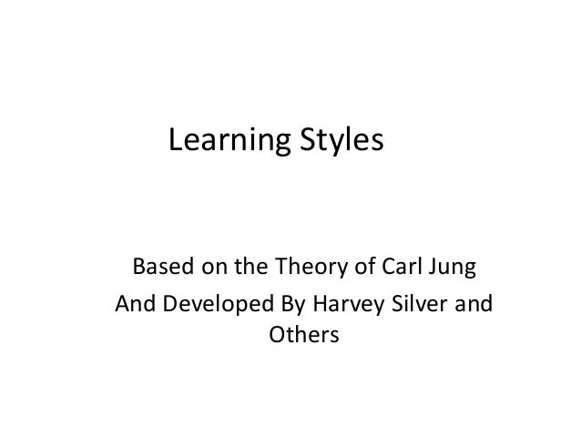 jung adult learning styles