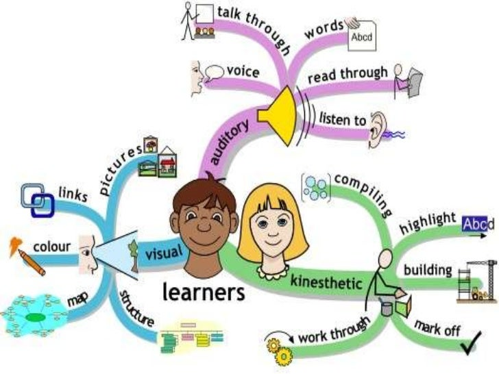 Essay Visual Learning Style