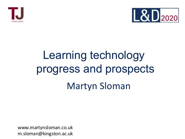 Learningtechnology holland 081110