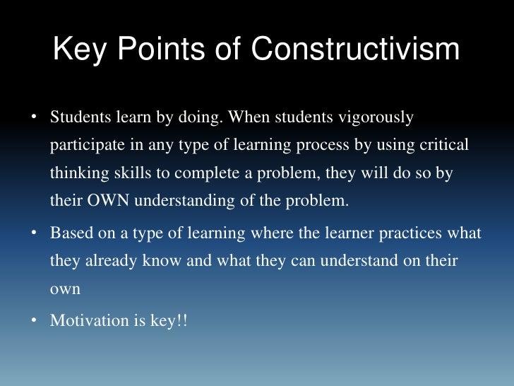 ways of thinking and behaving essay