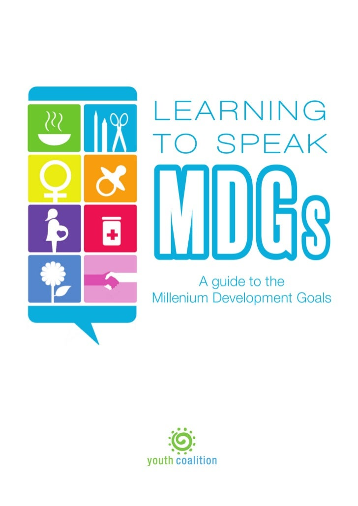 Learning to Speak the MDGs (2009)