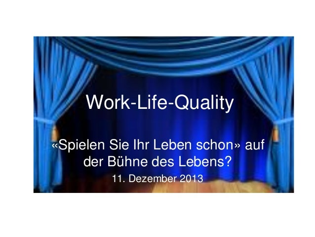 Learning z work-life-quality