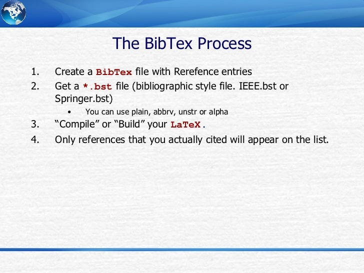 cite a thesis latex