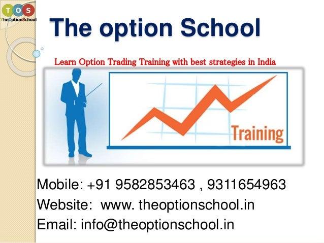 Options trades ideas