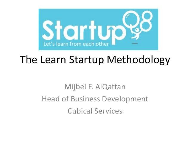 StartupQ8: Learn startup presentation