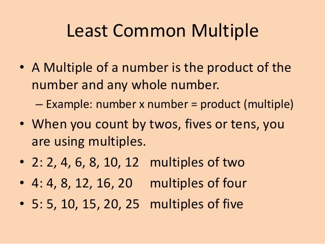 least common multiple of 12 16 and 24 dating