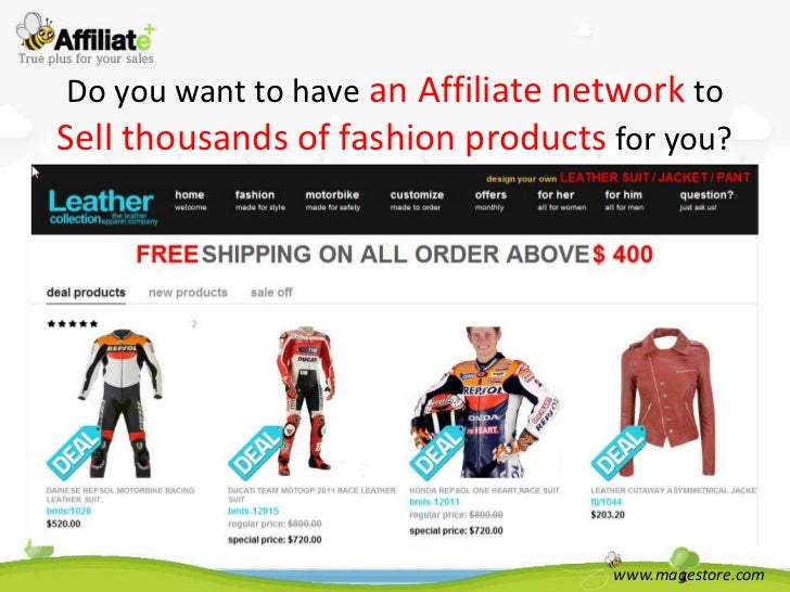 Leathercollection.us affiliate+
