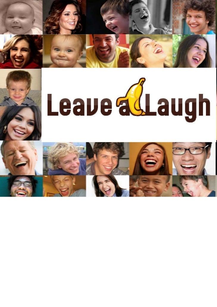 2CMD: Creative Design - Leave a Laugh