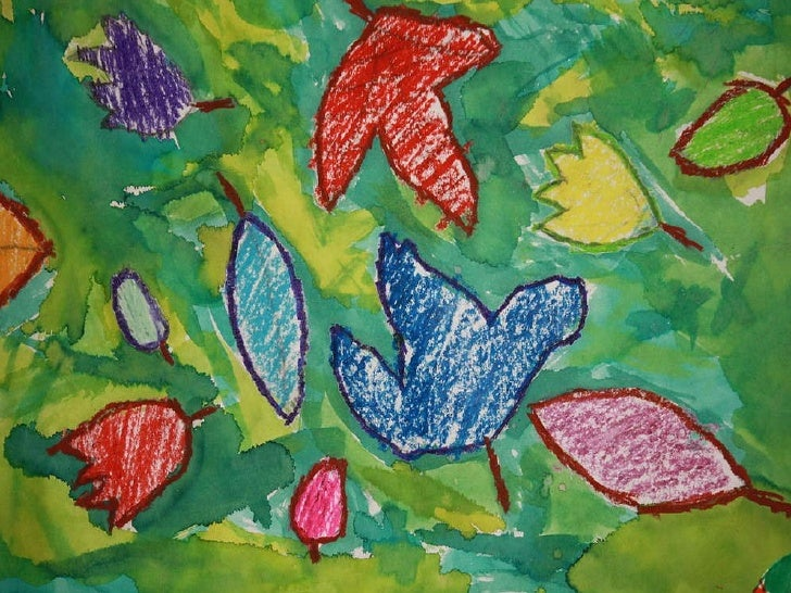 Leaves by peter