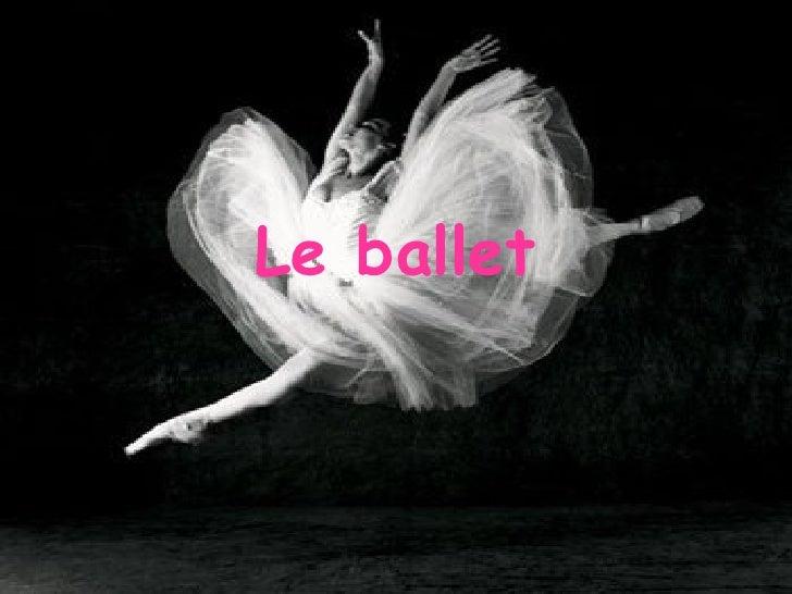 Le ballet