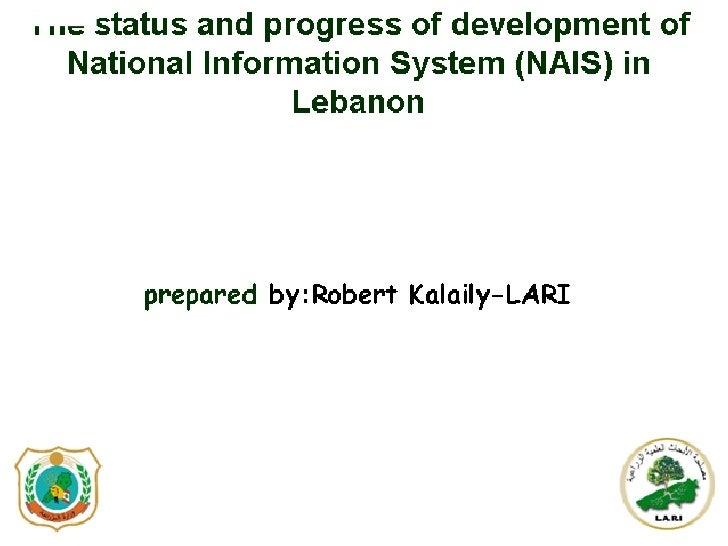 Lebanon Report 2009