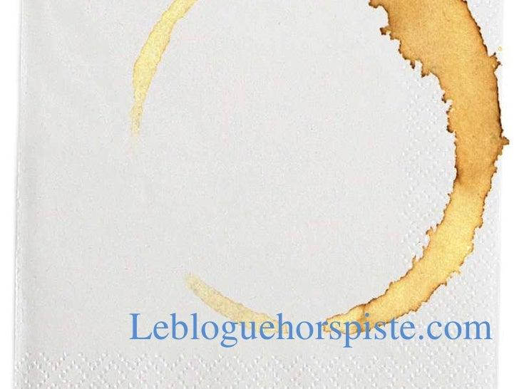 Lebloguehorspiste.com<br />