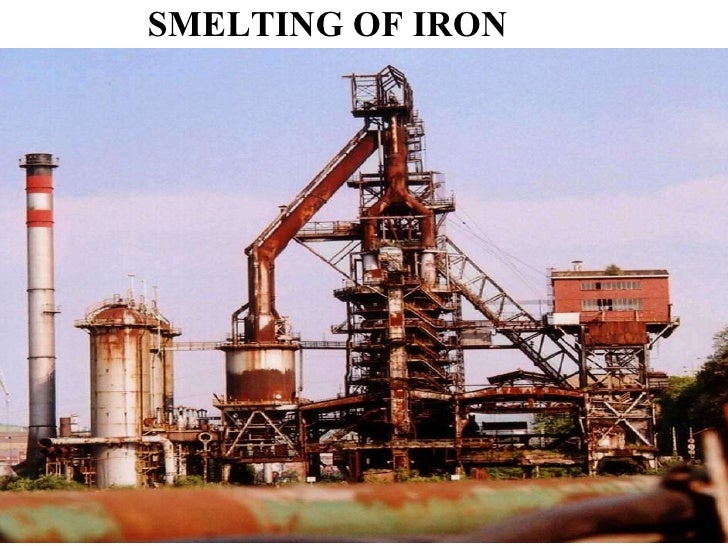 SMELTING   OF   IRON