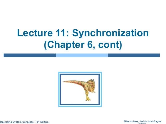 Lec11 semaphores