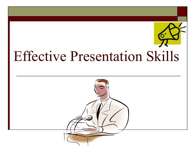 Lec 2 effective presentation skills