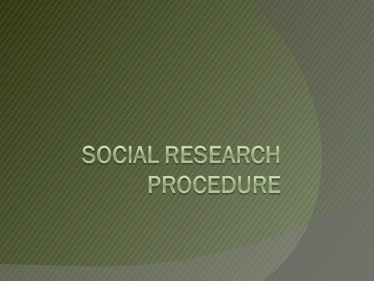 Lec 2 research socio