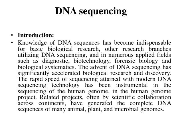 Lec 7 dna sequencing