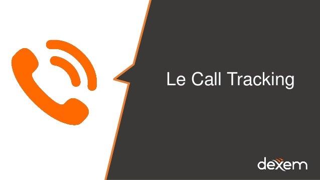 Le Call Tracking
