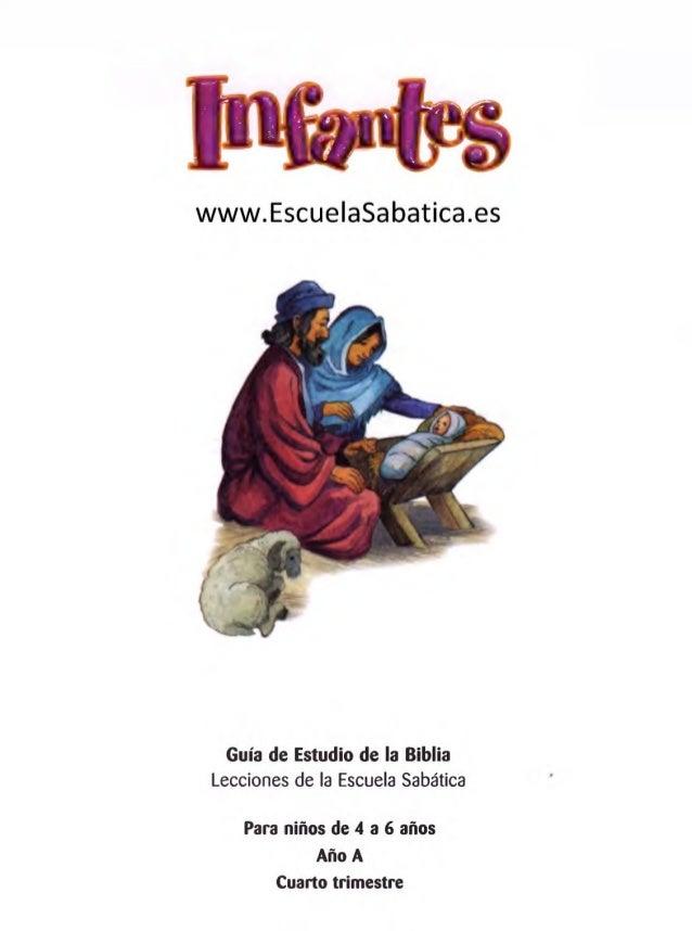 Lección 4 | Infantes | ¡Ahora veo! | Escuela Sabática Menores