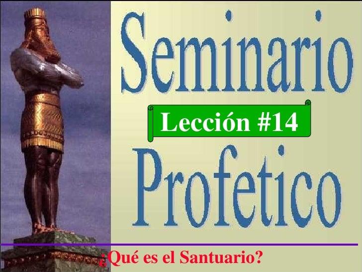Leccion 14