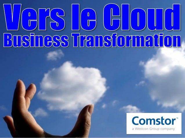 Le Cloud = Business Transformation_FR