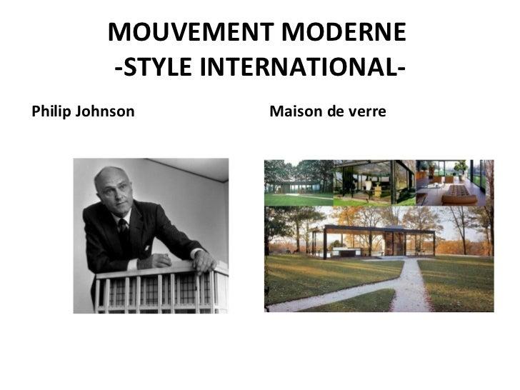 le corbusier et le mouvement moderne archiguelma. Black Bedroom Furniture Sets. Home Design Ideas