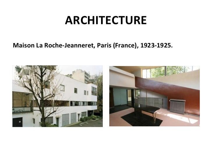 le corbusier et le mouvement moderne archiguelma