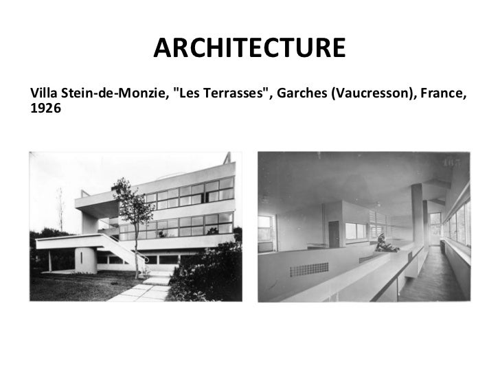 mouvement moderne architecture pdf 28 images