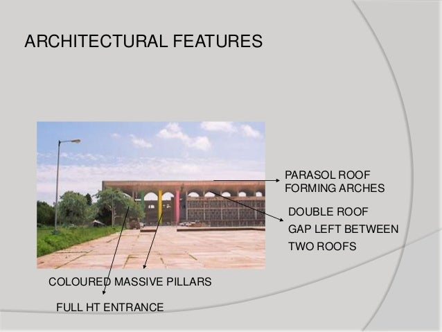 Architectural Roof Features Architectural Features