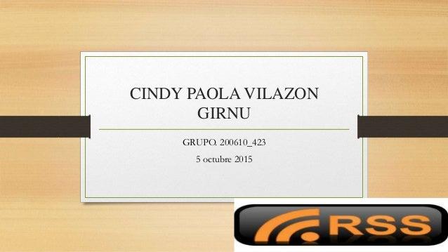CINDY PAOLA VILAZON GIRNU GRUPO. 200610_423 5 octubre 2015