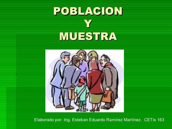 Lectura 1.1 PoblacióN Y Muestra