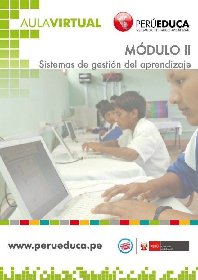 Entornos para la gestión de aprendizajes (LMS)