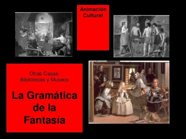 La gramática de la fantasía