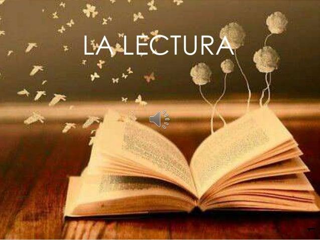 LA LECTURA 1