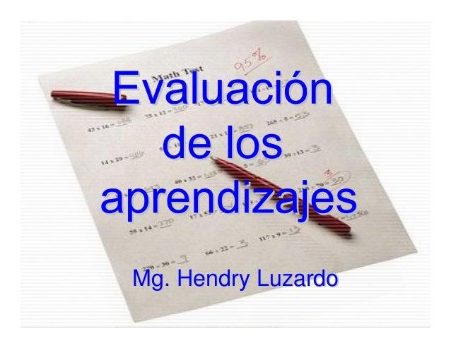 Mg. Hendry LuzardoMg. Hendry Luzardo