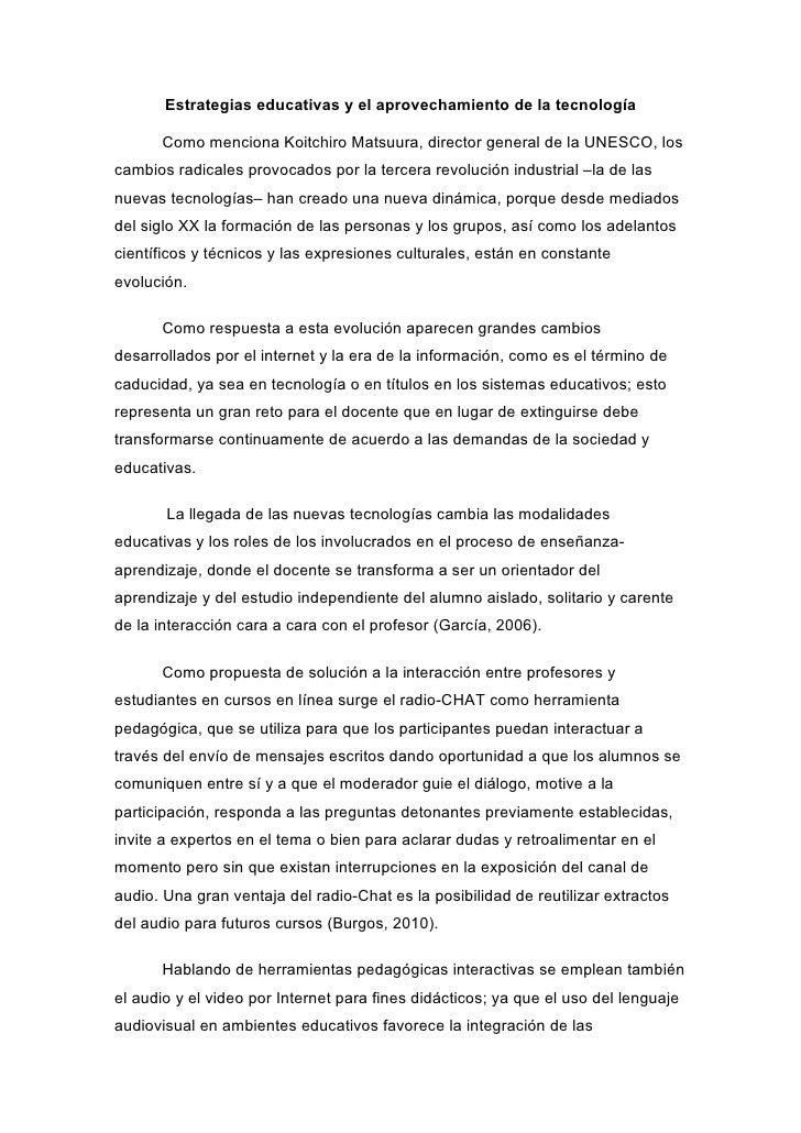 Lecturas MóDulo 3