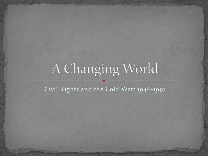 US History: A Changing World