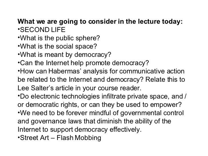 <ul><li>What we are going to consider in the lecture today: </li></ul><ul><li>SECOND LIFE  </li></ul><ul><li>What is the p...